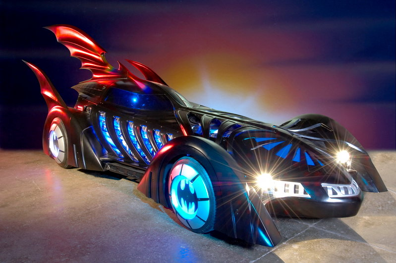 Batmobile to Be Featured in Comedy 'Arthur'