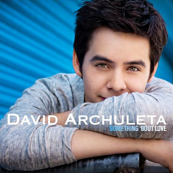 David Archuleta's 'Something 'Bout Love' Gets Official Cover Art