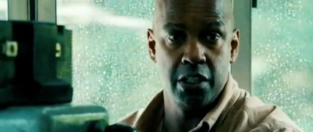 Denzel Washington Is 'Unstoppable' in First Movie Trailer