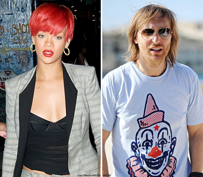 Rihanna and David Guetta's Duet Coming This Fall