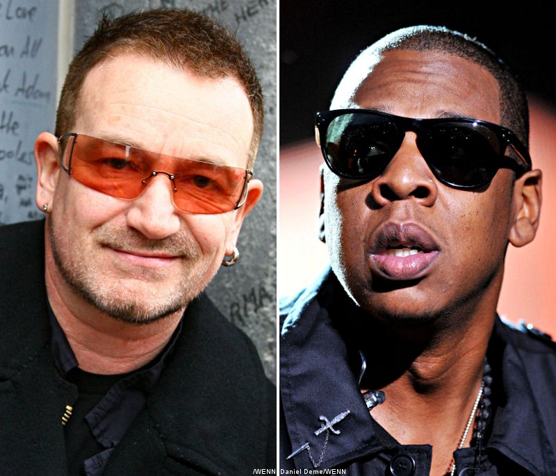 Jay-Z and U2 Join Forces for Australia Tour