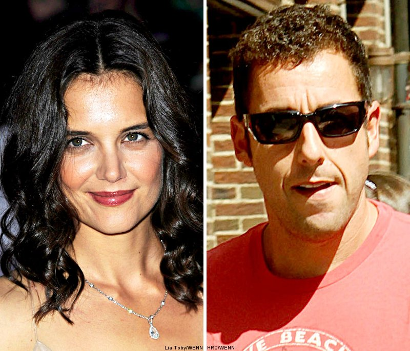 Katie Holmes to Be Adam Sandler's Wife in 'Jack and Jill'