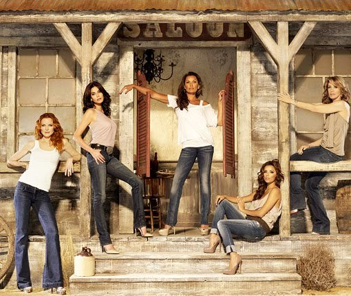 Vanessa Williams Dominates 'Desperate Housewives' Promo Pic