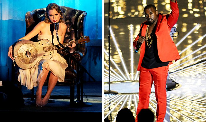 2010 MTV VMAs: Taylor Swift Debuts New Song About Kanye West