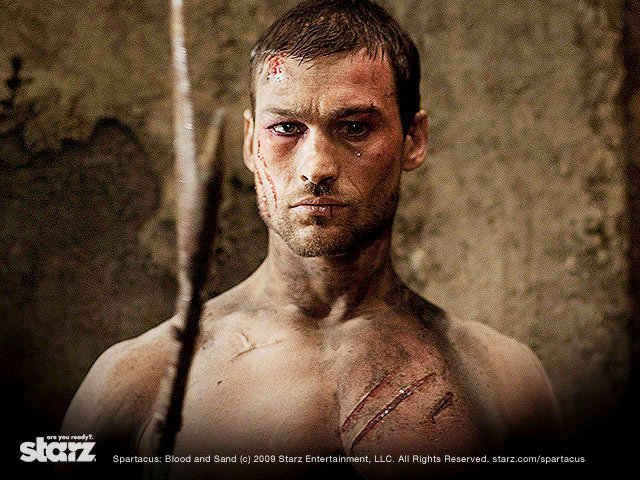 Cancer Back, Andy Whitfield Withdraws From 'Spartacus' Season 2