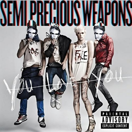 Semi Precious Weapons' 'Look at Me' Music Video Arrives
