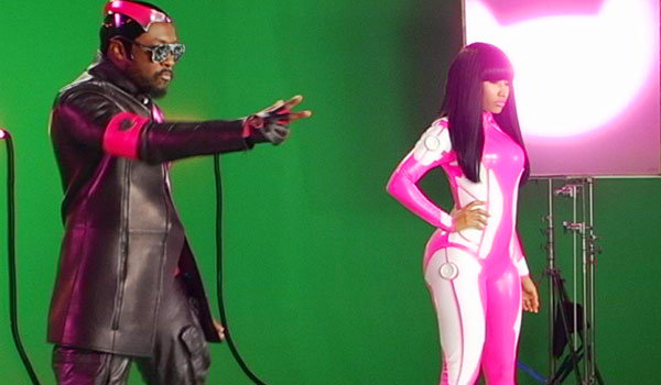 Sneak Peek to Nicki Minaj and will.i.am's 'Check It Out' Music Video