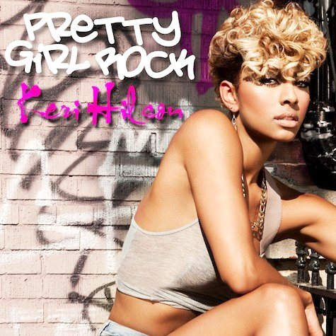 Keri Hilson's Brand New Song 'Pretty Girl Rock' Debuted