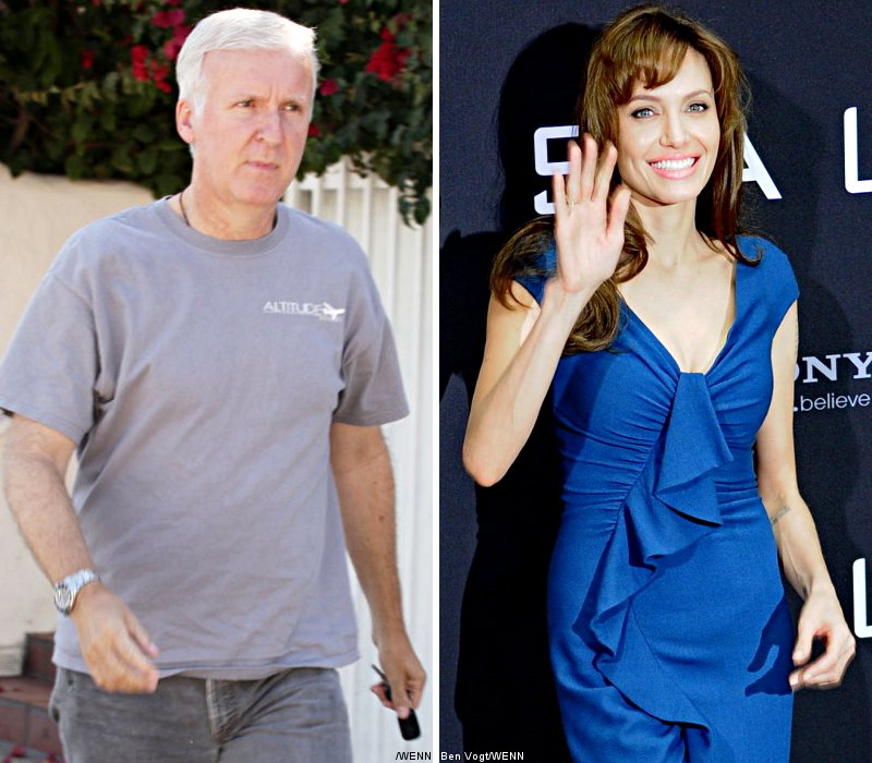 James Cameron Could Direct Angelina Jolie in 'Cleopatra'