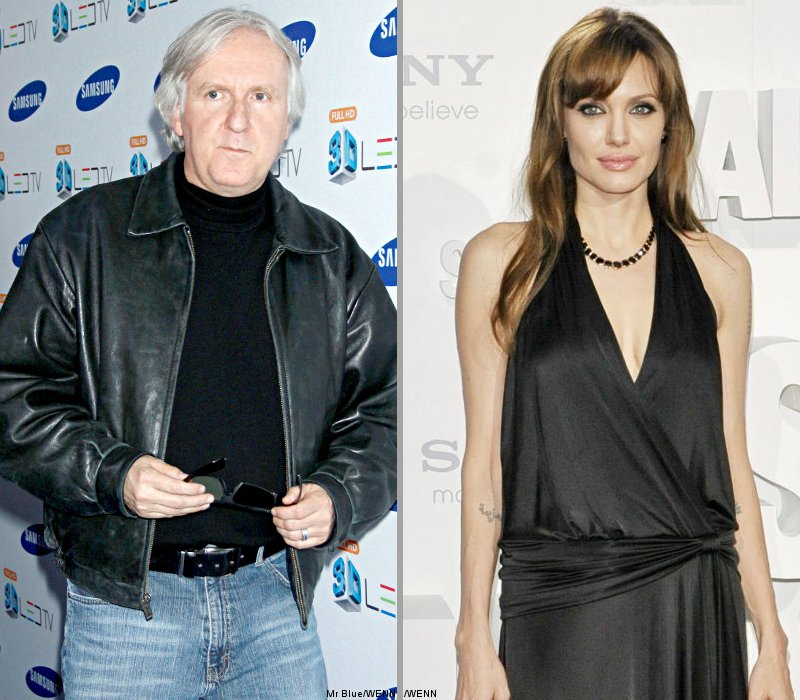 James Cameron Confirms He and Angelina Jolie Are Circling 'Cleopatra'