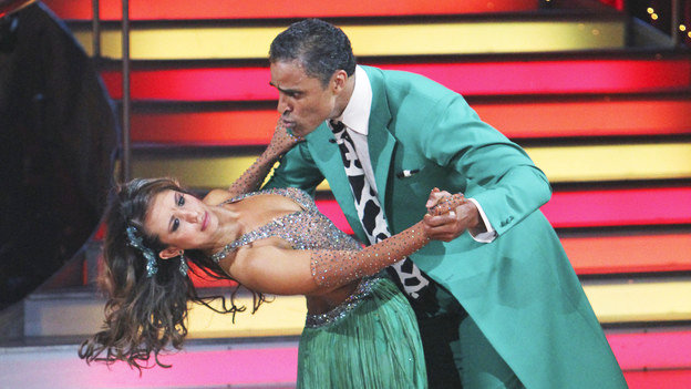 Rick Fox Eliminated From 'Dancing with the Stars'