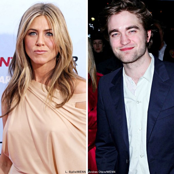 Jennifer Aniston NOT Planning to Hook Up With Robert Pattinson in Movie
