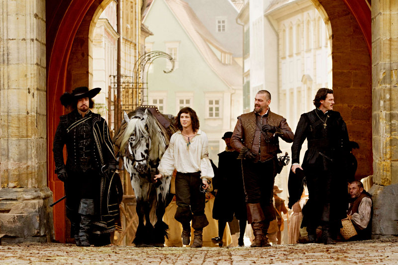 Official First Look at Paul W.S. Anderson's 'Three Musketeers'