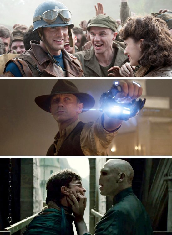 Must See Movie Adaptations in 2011