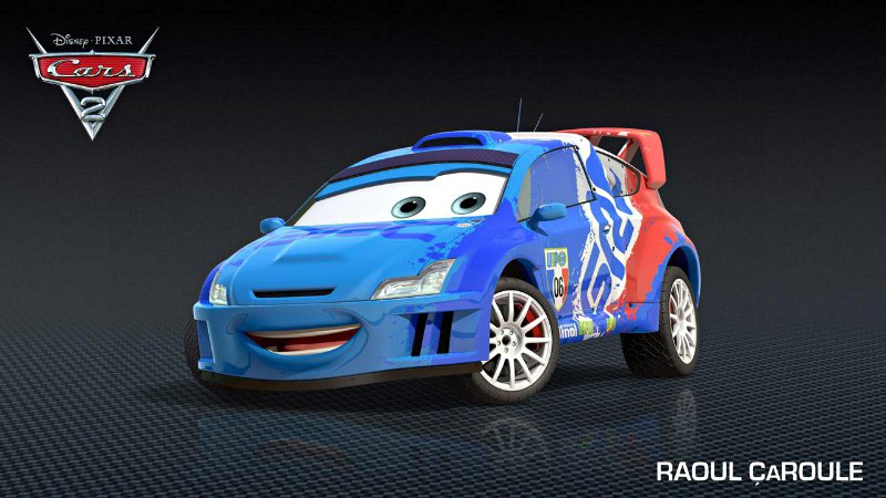 Fresh 'Cars 2' Image and Video Introduce New Character