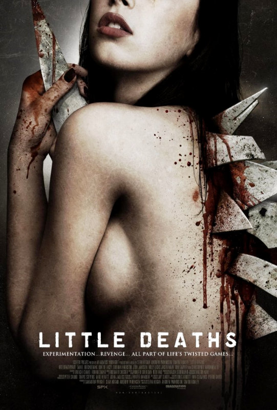 Psycho-Sexual Horror Thriller 'Little Deaths' Debuts Trailer