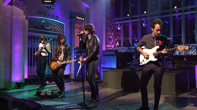 Video: The Strokes Debut New Song 'Life Is Simple in the Moonlight'