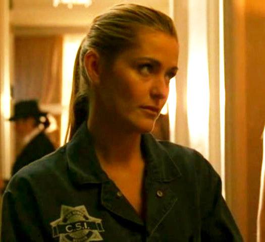 Louise Lombard's Sofia Curtis Is Back on 'CSI'