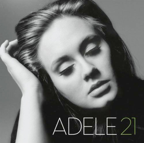 Adele Tops Hot 200 With '21' for Two Consecutive Weeks