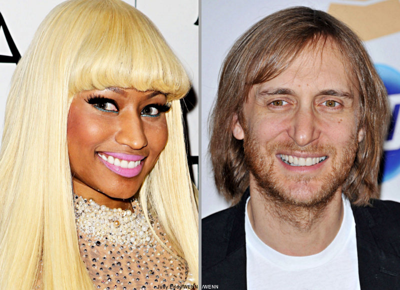 Video: New Nicki Minaj-Featuring Song Debuted by David Guetta