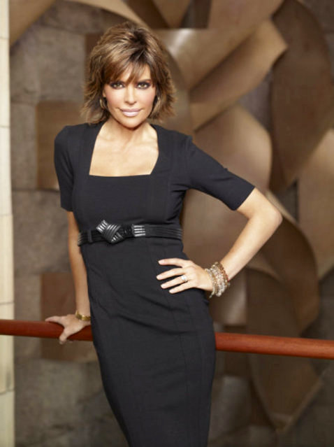 Lisa Rinna Fired From 'Celebrity Apprentice'
