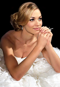 'Chuck' Photo: First Look at Sarah in Wedding Dress