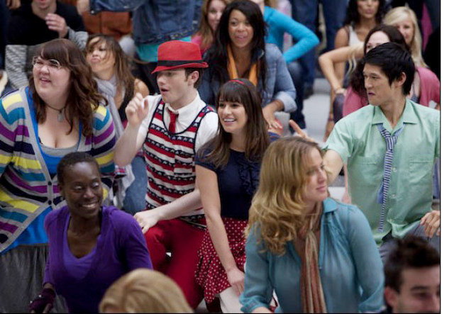 'Glee' Preview of 'Born This Way': Kurt Back in McKinley