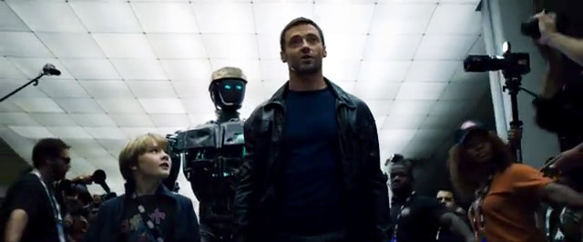 'Real Steel' Gets First Full Trailer