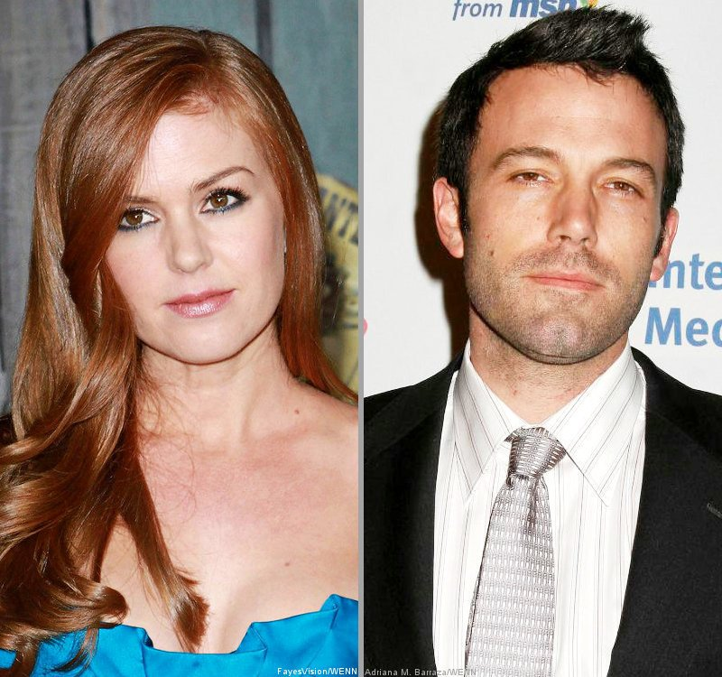 'The Great Gatsby': Isla Fisher In, Ben Affleck Out
