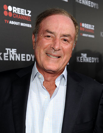 'Sunday Night Football' Sportscaster Al Michaels Busted for DUI