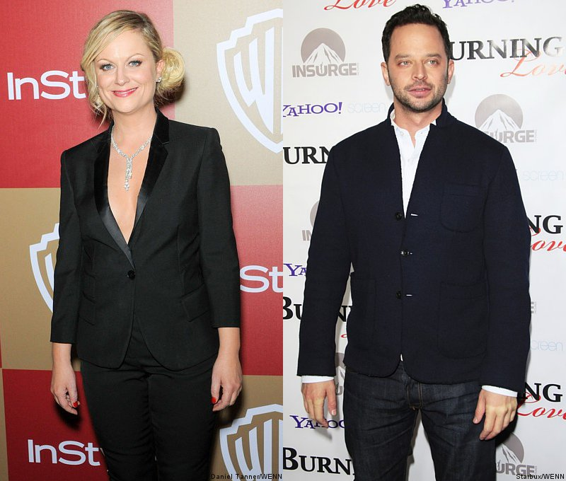 Amy Poehler Rumored Dating Nick Kroll