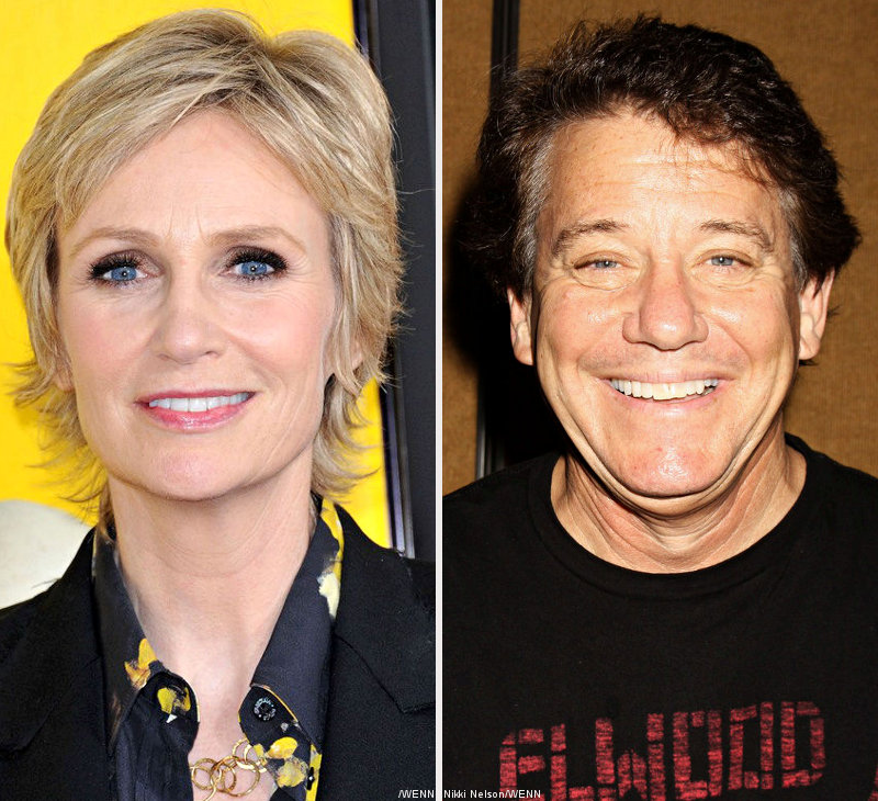 Anson Williams' 'Stupid' Advice Helps Jane Lynch to Be Actor