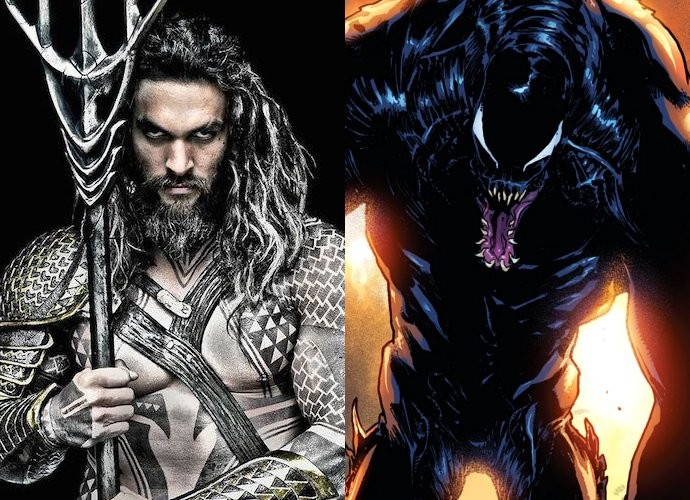 'Aquaman' Release Date Is Pushed Back, 'Venom' Moves Up