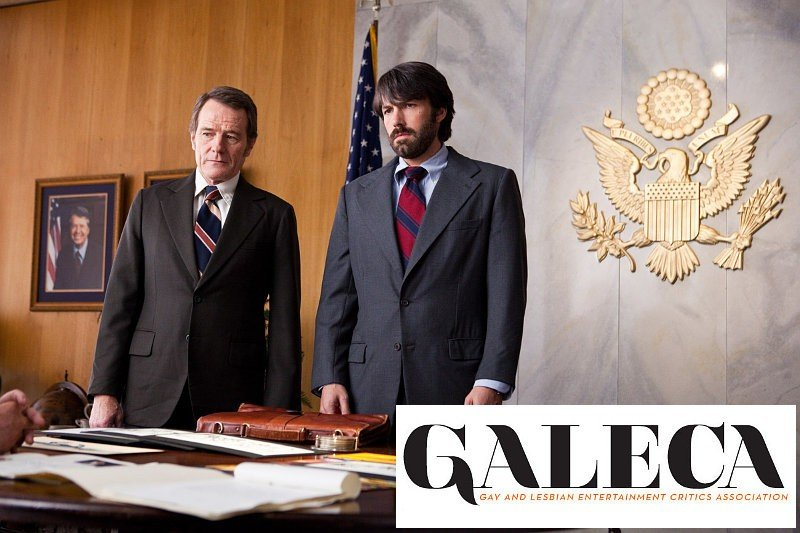 'Argo' Is Gay and Lesbian Entertainment Critics Association's Film of the Year