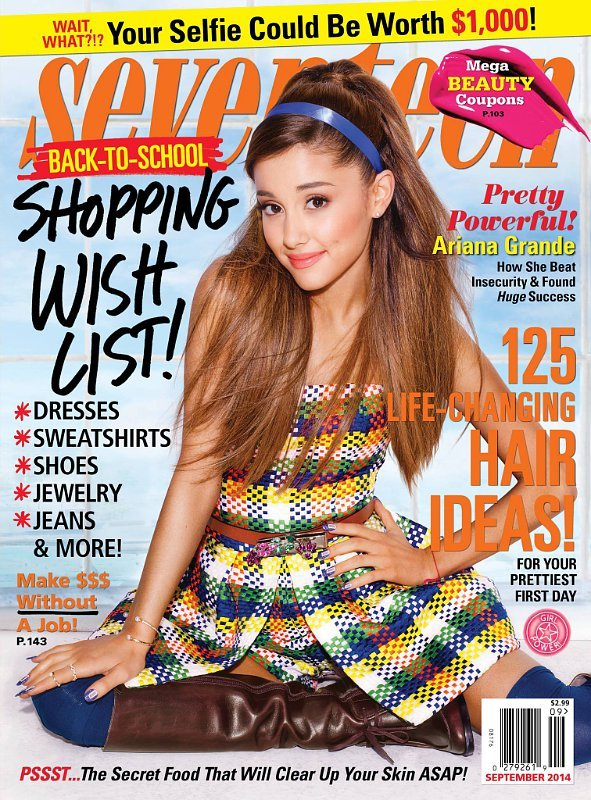 Ariana Grande Reveals She Fell 'Out of Touch' With Her Father