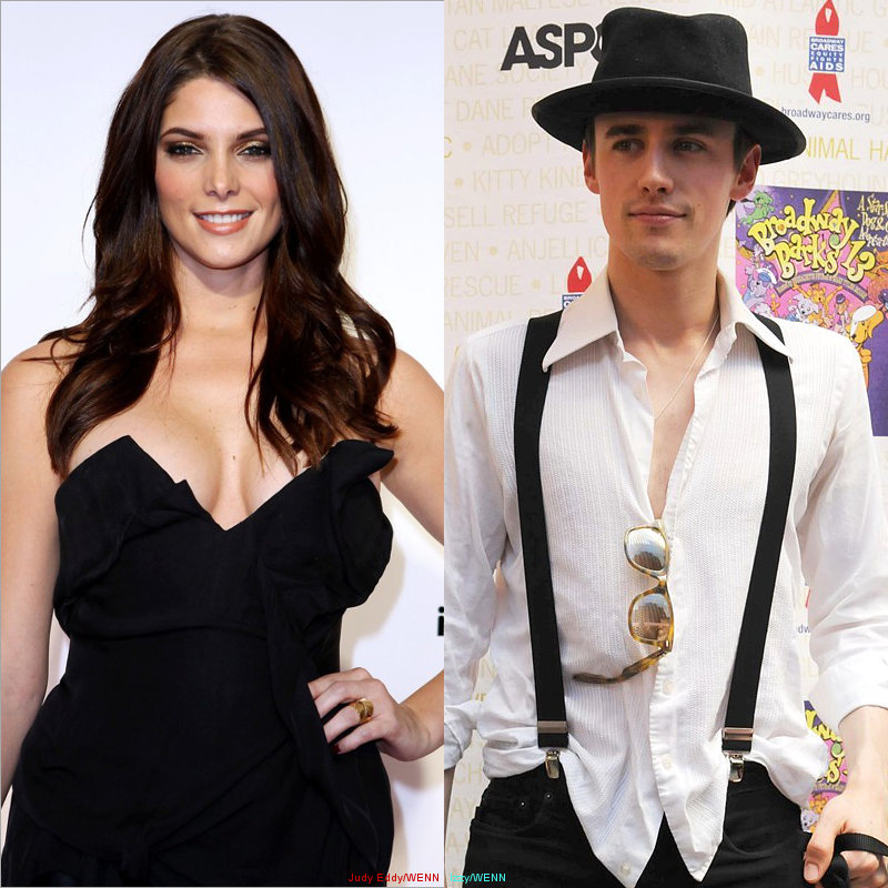 Ashley Greene Romantically Linked to Spider-Man Musical Star