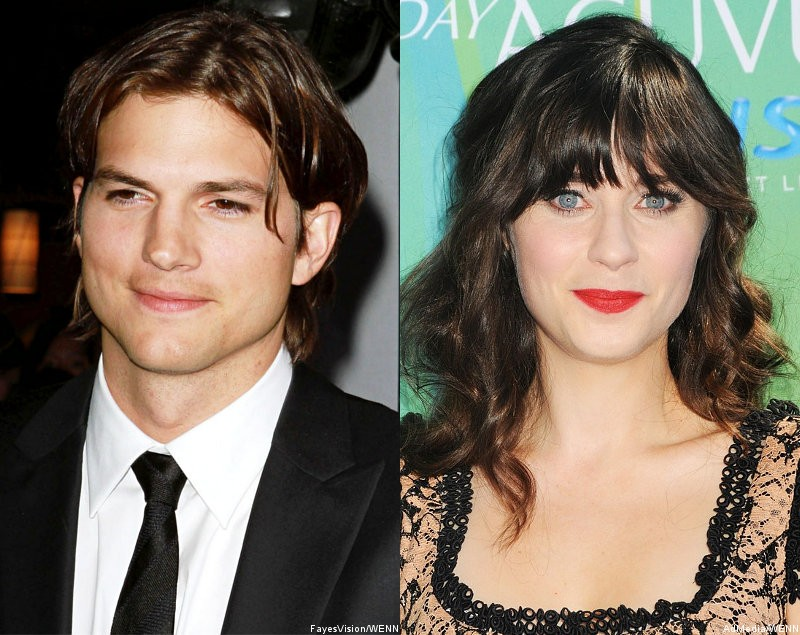 Ashton Kutcher, Zooey Deschanel and More Named Emmy Presenters