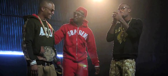 B.o.B Partying With T.I. and Juicy J in 'We Still in This B*tch' Music Video