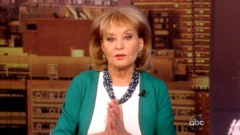 Barbara Walters Says She Won't Cry on Her Final Day on 'The View'