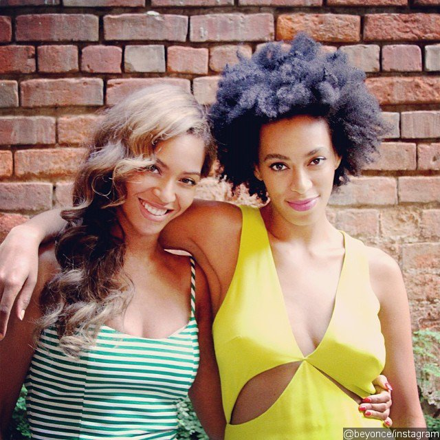 Beyonce Shares Photo With Solange After Elevator Fight