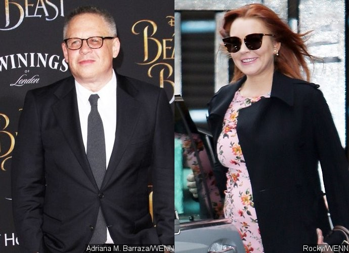Bill Condon Hopes Lindsay Lohan Will Star in 'The Little Mermaid'