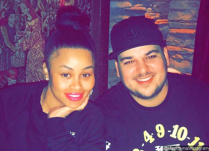 Blac Chyna and Rob Kardashian Are 'Fighting for Each Other' to Stay Together