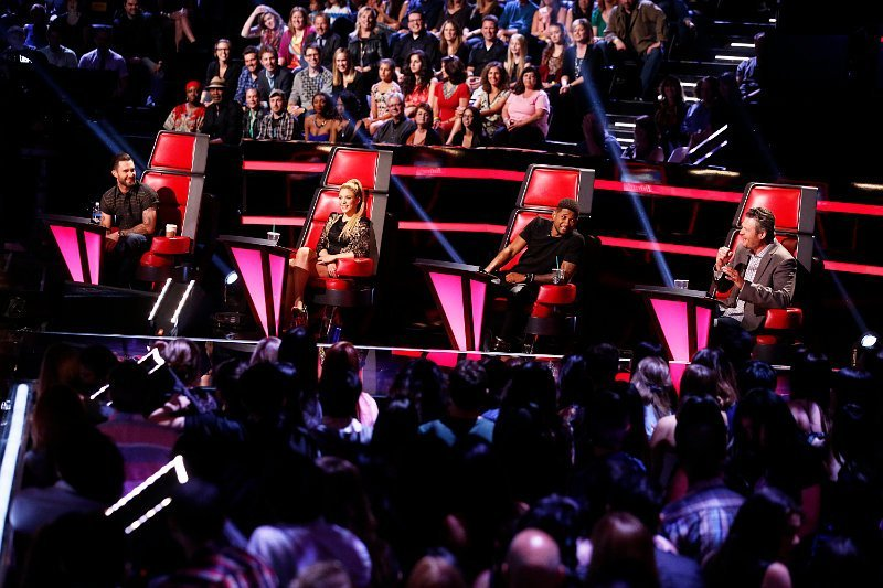 'The Voice': Blake Shelton Tweets Adam Levine's Cell Phone Number During Top 10 Performance Show