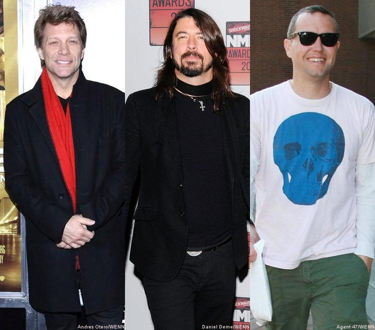 Bon Jovi, Foo Fighters and Blink-182 to Headline Bamboozle 2012