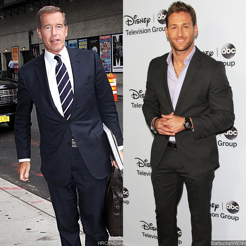Brian Williams Is Big Fan of 'The Bachelorette', Calls Juan Pablo 'a Troubled Man'