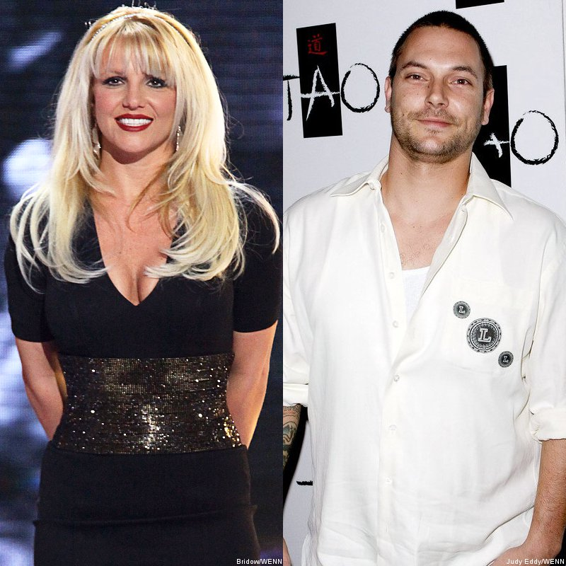 Britney Spears and Ex-Hubby Kevin Federline Hit With $37,000 Tax Lien