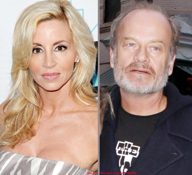 Ex-Wife Files for Primary Custody of Kids, Kelsey Grammer Wants Trial