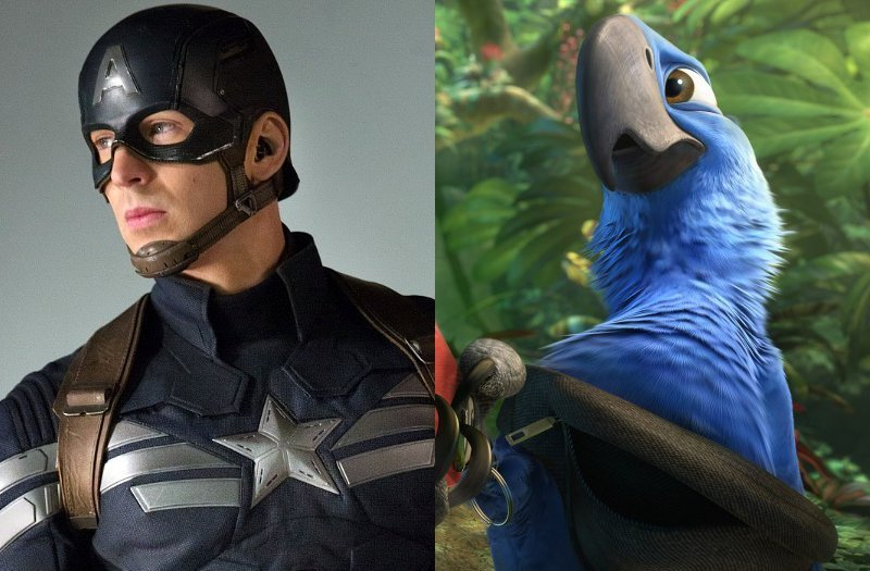 'Captain America: The Winter Soldier' Beats 'Rio 2' to Keep Box Office Crown