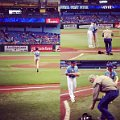 Photo: Carly Rae Jepsen Laughs Off Her Awful First Pitch at Baseball Game
