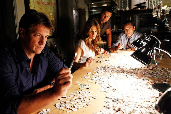 'Castle' Season 5 Promo: Castle and Beckett Had the Best Night of Their Lives